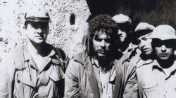 Guevara avant execution