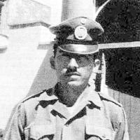 Sergent teran